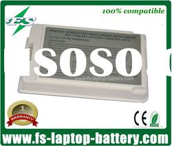 M8403 M8433 M8433G battery rechargeable for Apple iBook G4 12-inch A1061 A1008 batteries laptop