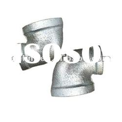 Malleable Iron Pipe Fittings&&Cast Iron Pipe Fittings&gi reducing elbow