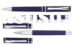 Metal pen set,fountain pen,roller pen,ball pen