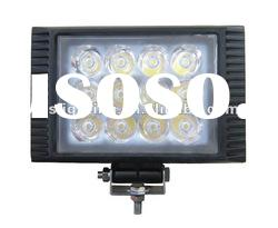 New Arrival 36W LED work light with flood beam,LED auto work lamp,retangle truck lights