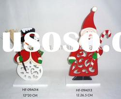 New Design Wooden Christmas Table Decoration