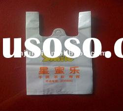 PE/LDPE T-shirt plastic bag
