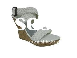 PU fashion lady shoes for spring / summer / autumn high heel sandal
