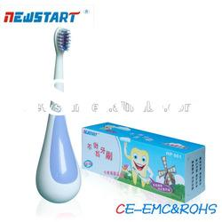 Personalized toothbrush for children teeth and gums protection tongue cleaner