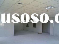 Pin hole Acoustic mineral fiber ceiling tiles (CE ISO)