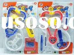 Plastic toy doctor set toy