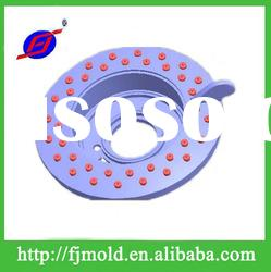 Plastic water body mould