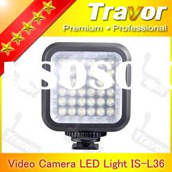 Professional photographic equipment LED-5006 led light video With 36pcs LED