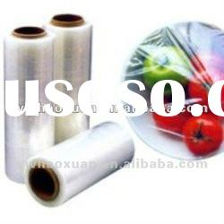 Professional supplier PE cling film for food grade