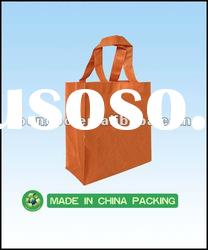 Promotion Non Woven Handle Bag/Non Woven Shoping Bag/Non Woven Shopping Bags