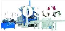QT8-15 fully-automatic Concrete Block Making Machines