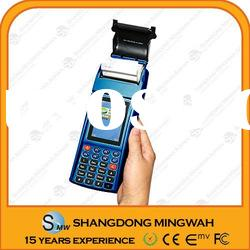 RFID pos handheld terminal with printer /barcode-factory since 1992 accept paypal