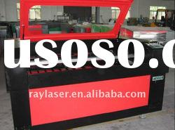 RL95140HS CO2 laser engraver rotary clamp attachment, laser engraving machine on curve surfaces