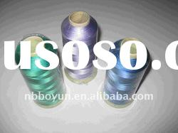 Rayon yarn for embroidery 120D/2