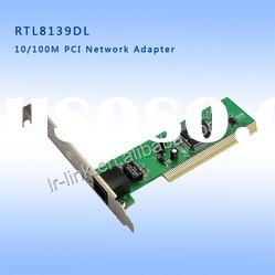 Network Switch on Realtek 8139dl Network Card 10 100 Pci Rj45 Wired Adapter
