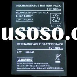Rechargeable Battery for NDS Lite