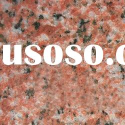 Red granite slab and tile/pop granite slap