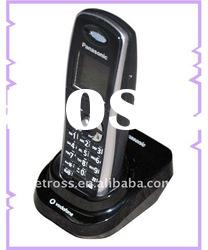 SIM Card GSM Fixed Wireless Phone KX-TW201 with Two-way SMS 900/1800MHz (Multiple Language Support)