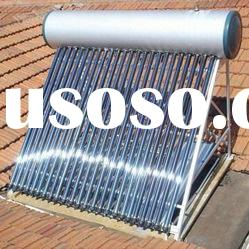SRCC Approved Solar Water Heater for home use