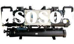 Screw Compressors Ground Source Heat Pump for Heating & Cooling