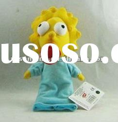 Simpsons,plush toy,Stuffed toy, animal toy, soft toy, promotion toy,baby toy