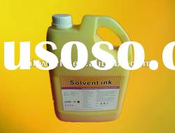 Solvent Ink for Yishan YS5016-GE solvent printer with Konica 14PL head