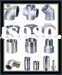 Stainless Steel threaded fittings with NPT, BSP Threads