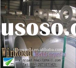 Supply Alu zinc alloy coated steel coils