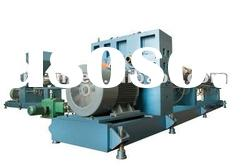 The XPS Extrusion Line with production capacity of 500 kg/h