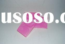Transparent Square Rose Scent Bath Soap