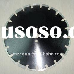 U Slot laser welded diamond asphalt cutter blade/asphalt saw blade