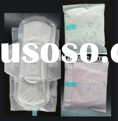Ultra-thin Herbal Fragrance Sanitary Napkins