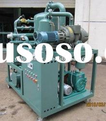 Used Hydraulic fluid Filtration system/ Lubricant fluid Recovery Machine