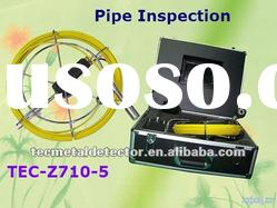 Video pipe inspection camera for Sewer Security TEC-Z710-5