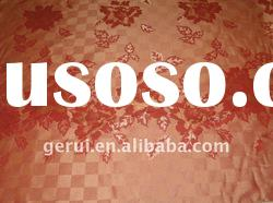 Viscose and cotton fabric/Jacquard fabric/bedding fabric