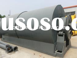 WJ-8 used rubber/tyre pyrolysis equipment