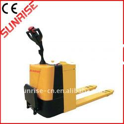 WP-200B electric platform truck with CE, ,DC motor 2ton