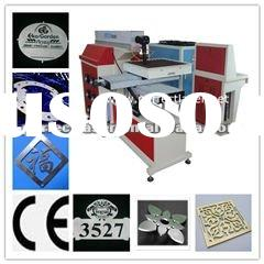 YAG stainless steel CNC Metal Laser Cutting Machine with CE