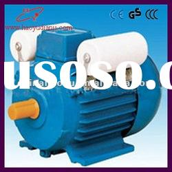 YC series single-phase two-value capacitor induction motor