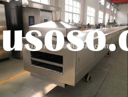 YX newly designed Tunnel Oven for biscuit baking