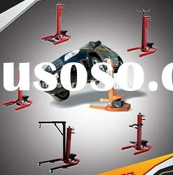(LT0209-3000A) Portable Car Lift, Single Post Car Lift Mini,Movable Car Lift