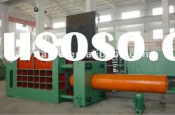 (Tianfu)Y81/T-4000B Bale Pushing Hydraulic scrap metal aluminum cans baler machine