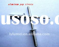aluminum pop rivets -(manufactory)