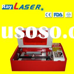 arts and crafts making laser machine, RL40GU mini desktop laser engraving machine-CO2