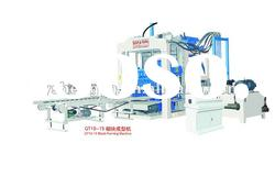 auto block making machine,hydraulic paving block machine