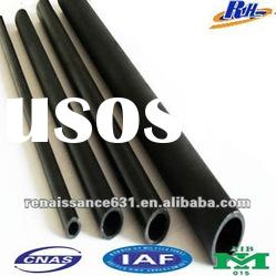 black precision seamless steel pipes