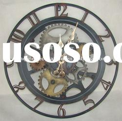 cash sale antique decorative metal wall clock