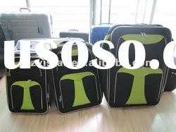 cheapest EVA luggage bags set , ckd or skd luggage
