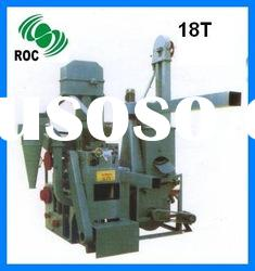 complete rice mill machine 18T
