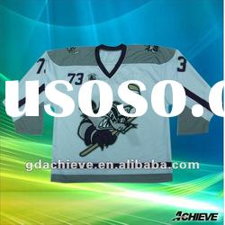 custom sublimation china ice hockey jerseys